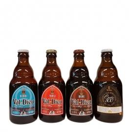 Bières Val-Dieu 4x33cl au choix