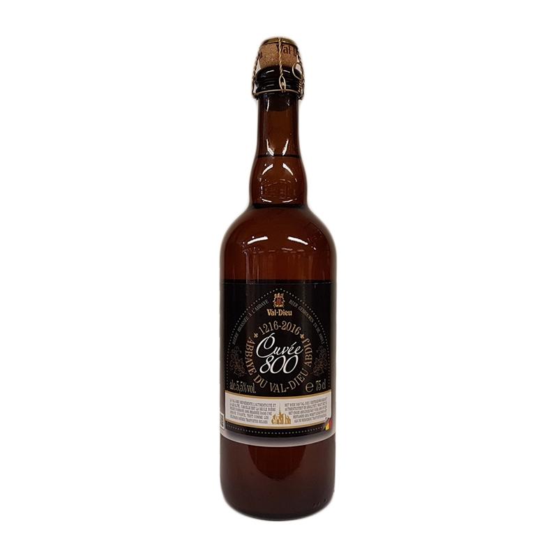 Bière Val-Dieu cuvée 800 75cl