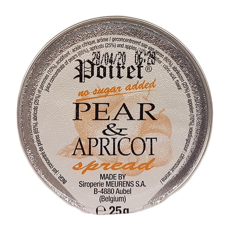 Poiret Pomme-Poire-Abricot 25g