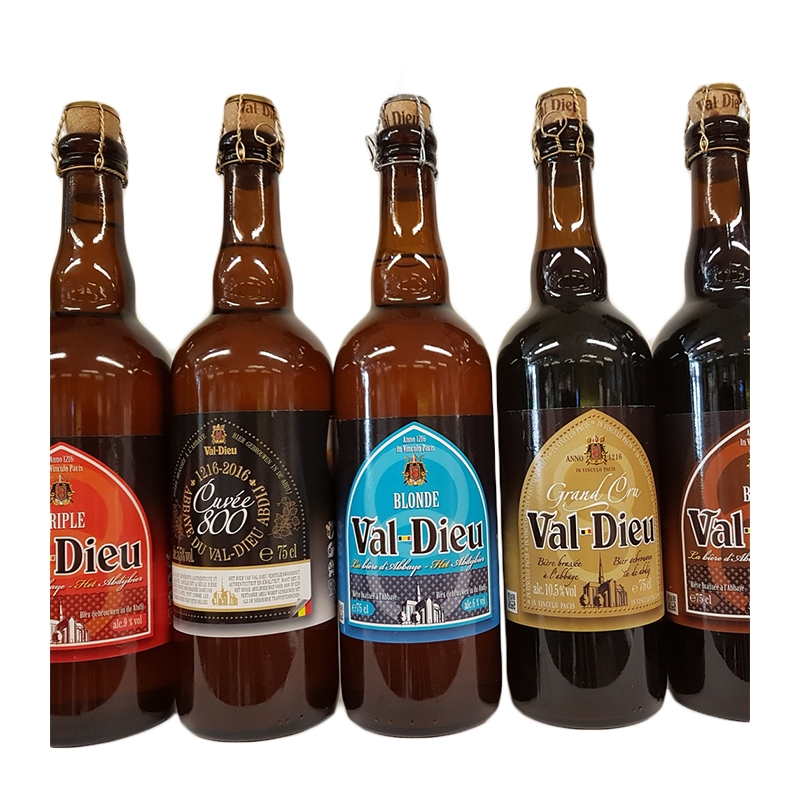 Bières Val-Dieu 75clx5
